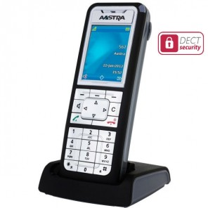 Mitel 612d (Aastra 612d) inkl. Ladeschale - Version 2