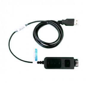 USB-Adapterkabel DSU011M mit Plantronics-QD-Anschluss