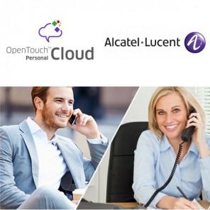 Alcatel OpenTouch Konferenz