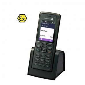 Alcatel-Lucent 8262 DECT Handset ATEX