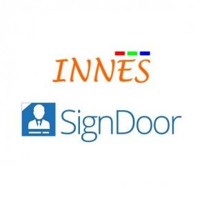Application SignDoor - Innes