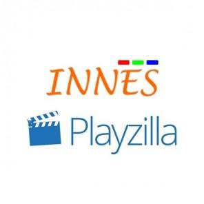 Anwendung Playzilla - Innes