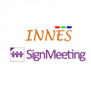 SignMeeting Anwendung - Innes