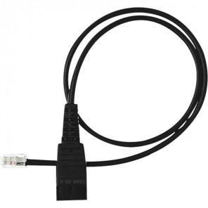 QD Anschlusskabel für Alcatel TH120 - 125