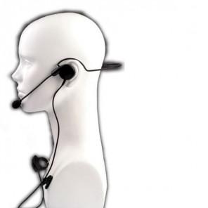 Headset-Mikrofon HS-2 mit Motorola 1 Pin Anschluss