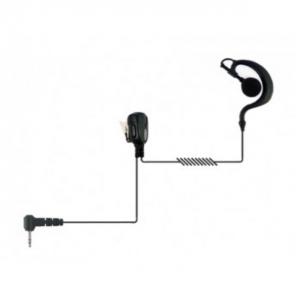 Ohrhaken für Motorola Funkgeräte mit 2 Pin Anschluss