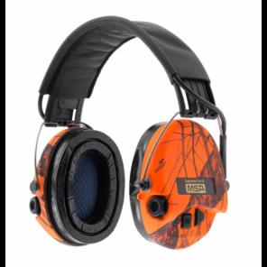 MSA Supreme Pro-X orange