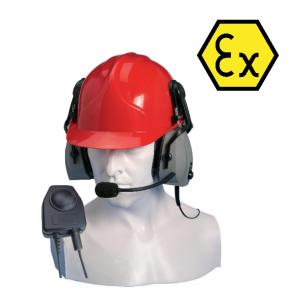 ATEX Kopfhörer Headset CHP-950-HD
