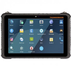Thunderbook Colossus A100 - C1020A - Android - Mit Barcodeleser