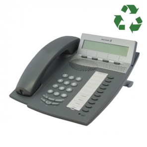 Mitel MiVoice 4223 Digital Phone (silber) - generalüberholt