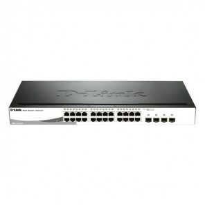 24 Ports Gigabit Ethernet 10/100/1000 Mbps