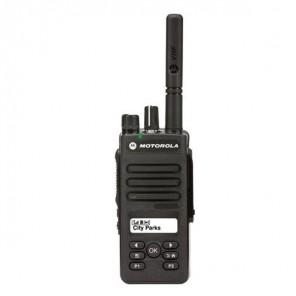 Motorola DP2600 mit Programmierung