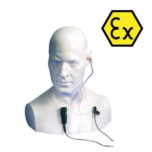 ATEX Ohrhörermikrofon EA-15/950