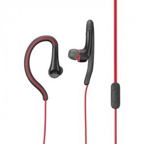 Motorola Earbuds Sport Schwarz/Rot