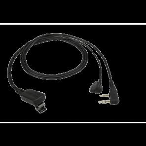 Kenwood Headset Kit EMC-11W für 2 Pin Funkgeräte