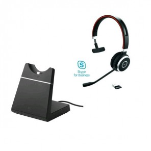 Jabra EVOLVE 65+ MS Mono (inkl. Ladestation)