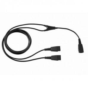 Quick Disconnect / Y-Kabel für QD-Headsets