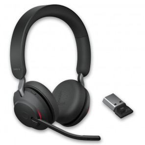 Jabra Evolve2 65 USB-A UC Duo