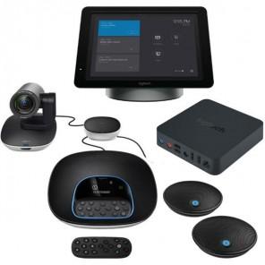 Komplettes Videokonferenzsystem