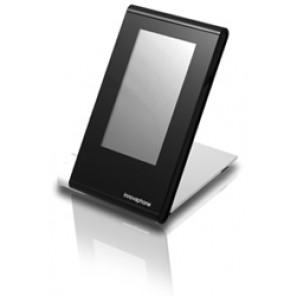 innovaphone IP2X2-X Erweiterungsmodul mit Aluminiumfuß - Schwarz