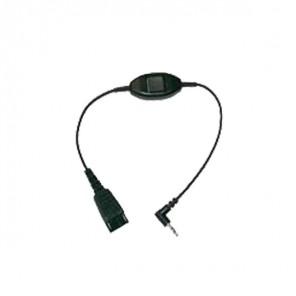 GN Anschlusskabel QD/3,5mm für Alcatel 8/9
