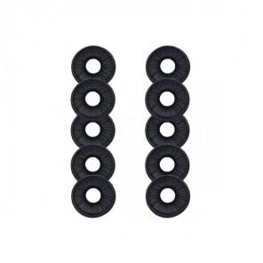 10 Stk. Ohrpolster für Jabra GN2100 und GN9120