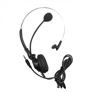 HSB-01 Headset für Albrecht Multicom