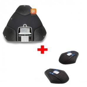 Pack: Konftel 300IPx + 2 Zusatz-Mikrofone