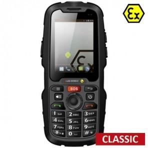 Mobiltelefon i.safe IS310.2 Atex mit Kamera - Classic
