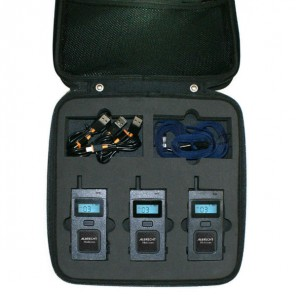 Koffer mit 3 Albrecht Multicom