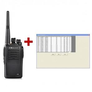 Midland G15 mit Programmierkit