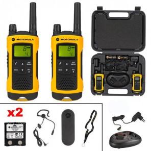 2er Set Motorola TLKR T80 Extreme