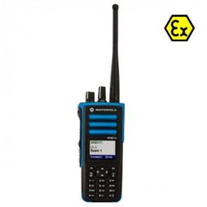 Motorola DP4801 UHF ATEX