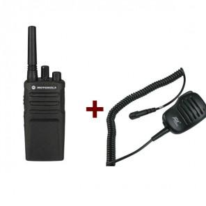 Motorola XT420 + Mikrofon JD500MX