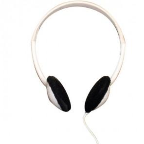 Kopfhörer mit Lautstärkeregler am Kabel