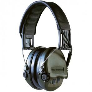 MSA Supreme Pro mit Kopfbügel - Grün