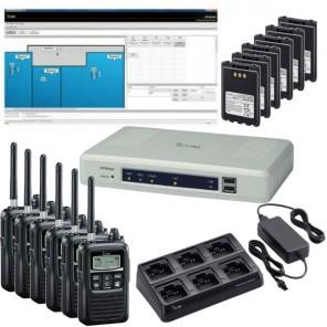Spezial Pack: ICOM-System und Funkgeräte durch IP