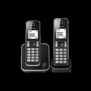 Pack: Panasonic KX-TGD310 + Panasonic KX-TGDA30