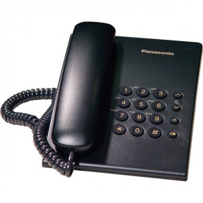 Panasonic KX-TS500 - schwarz