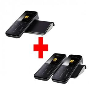 Pack: Panasonic KX-PRW110 + 2 Mobilteile KX-PRWA10EXW