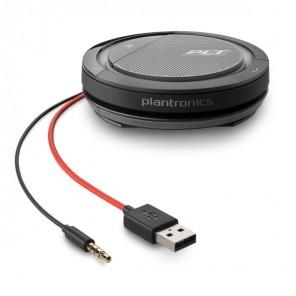 Plantronics Calisto 5200 - USB-C und 3,5mm Klinke