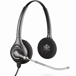 Plantronics SupraPlus Duo HW261TV
