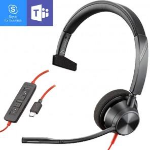 Plantronics Blackwire 3310 USB-C Teams