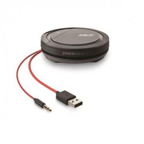 Plantronics Calisto 5200 - USB-A und 3,5mm Klinke