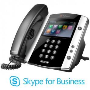 Polycom VVX 601 MS Skype for Business