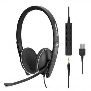 Sennheiser SC165 USB & Jack 3.5mm