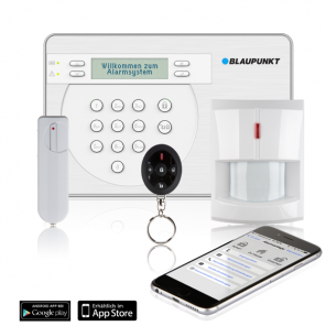 Intelligentes Alarm kit Blaupunkt