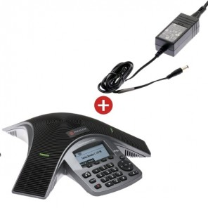 Pack: Polycom Soundstation IP 5000 + Netzteil
