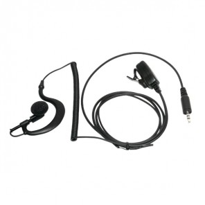 Kopfhörer Mikrofon Sari für Kenwood PKT-23
