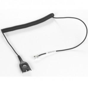 CSTD24 - Sennheiser Kabel QD R9 für Avaya 96xx